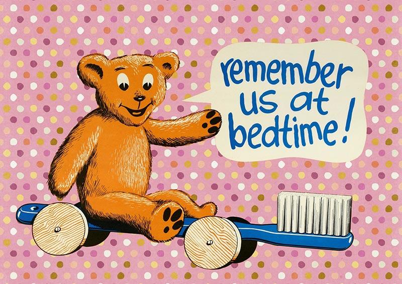 igiene orale per bambini e lo spazzolino