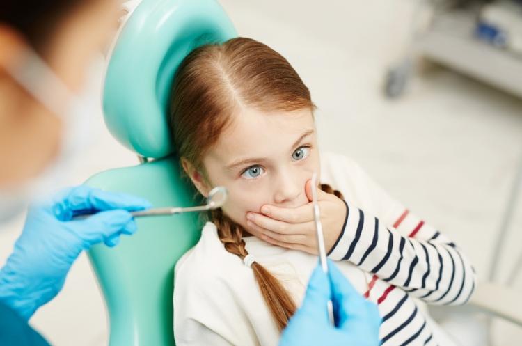 Come superare la paura del dentista per i bambini